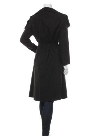 Дамско палто, Размер M, Цвят Черен, 65% вълна, 30% полиестер, 5% еластан, Цена 39,20лв.