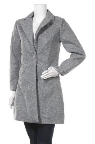 Дамско палто, Размер M, Цвят Сив, Полиестер, Цена 32,39лв.