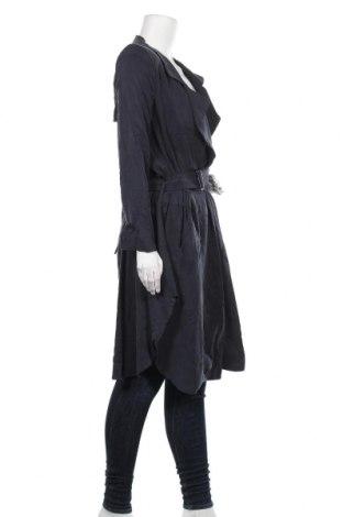 Дамско палто, Размер M, Цвят Син, Цена 34,81лв.