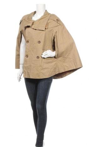 Дамско палто, Размер M, Цвят Бежов, Цена 28,67лв.