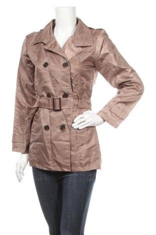 Дамски шлифер, Размер M, Цвят Бежов, Полиестер, Цена 32,13лв.