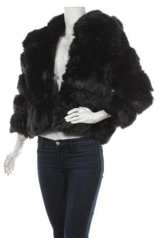 Дамско палто, Размер S, Цвят Черен, Цена 66,30лв.