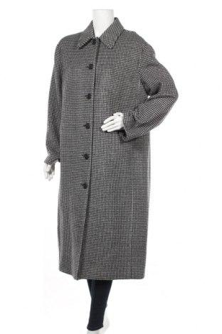 Дамско палто & Other Stories, Размер M, Цвят Сив, 65% вълна, 33% полиамид, 2% други нишки, Цена 153,17лв.
