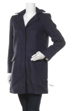 Γυναικείο παλτό Alcott, Μέγεθος M, Χρώμα Μπλέ, 90% πολυεστέρας, 10% βισκόζη, Τιμή 16,01€
