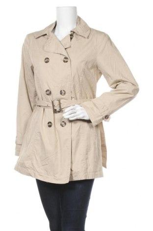 Дамски шлифер Blue Motion, Размер M, Цвят Бежов, Памук, Цена 9,45лв.