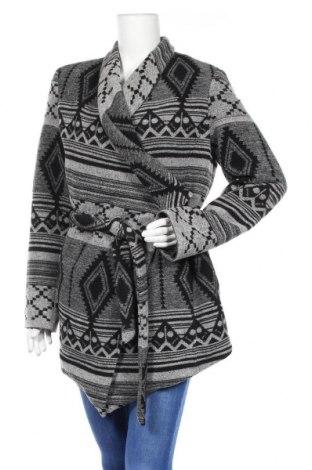 Дамско палто Dreimaster, Размер L, Цвят Сив, Полиестер, Цена 26,40лв.