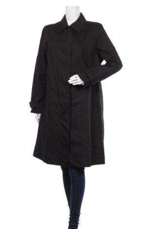 Дамско палто Gap, Размер XL, Цвят Черен, Памук, Цена 103,01лв.