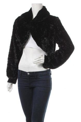 Дамско палто Gracia, Размер S, Цвят Черен, Цена 26,57лв.