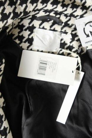 Дамско палто Guido Maria Kretschmer, Размер M, Цвят Черен, 49% полиестер, 33% акрил, 10% вълна, 7% полиамид, 1% еластан, Цена 97,65лв.