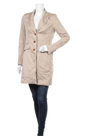 Дамско палто Mexx, Размер S, Цвят Бежов, Памук, Цена 11,11лв.