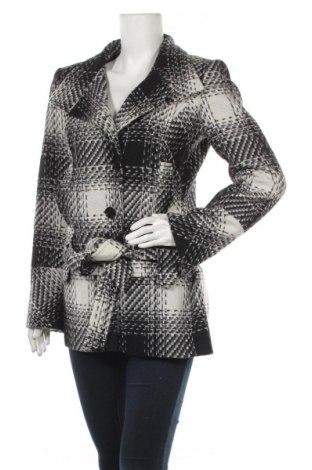 Дамско палто Mexx, Размер M, Цвят Черен, 71% вълна, 26% полиамид, 3% други тъкани, Цена 40,80лв.