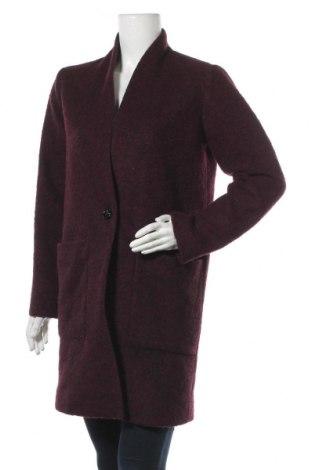 Дамско палто More & More, Размер XS, Цвят Лилав, 60% вълна, 40% полиестер, Цена 78,26лв.