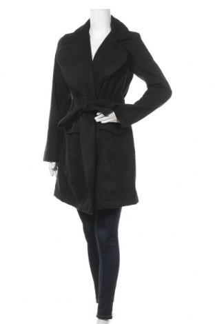 Дамско палто Naoko, Размер M, Цвят Черен, 70% вълна, 20% полиестер, 10% кашмир, Цена 38,70лв.
