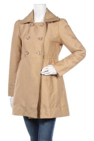 Дамско палто New York & Company, Размер S, Цвят Бежов, Цена 25,83лв.