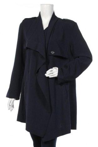 Дамско палто Object, Размер XL, Цвят Син, Полиестер, Цена 33,08лв.