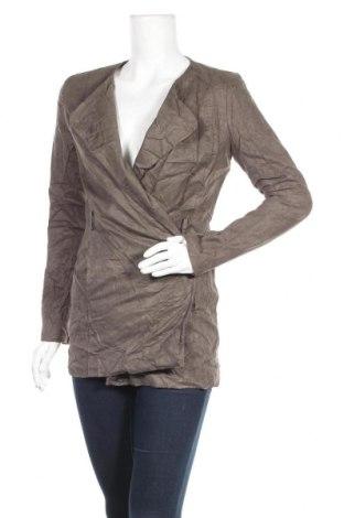 Дамско палто Orsay, Размер S, Цвят Зелен, Полиестер, Цена 11,29лв.