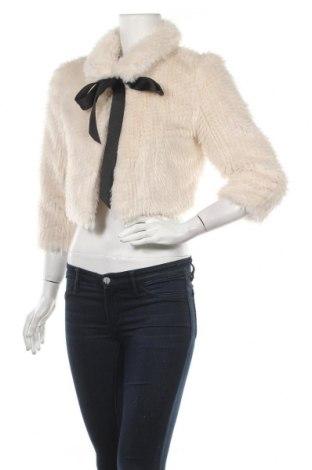 Дамско палто Orsay, Размер S, Цвят Бял, 68% акрил, 32% полиестер, Цена 35,75лв.