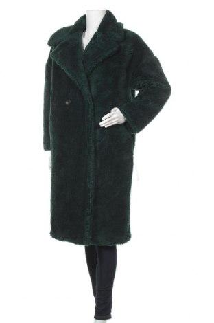Γυναικείο παλτό Topshop, Μέγεθος M, Χρώμα Πράσινο, Πολυεστέρας, Τιμή 47,58€