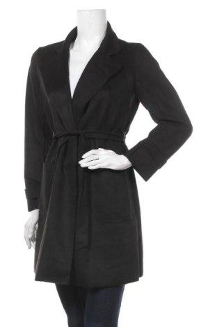 Дамско палто Uniq, Размер S, Цвят Черен, 95% полиестер, 5% еластан, Цена 32,80лв.