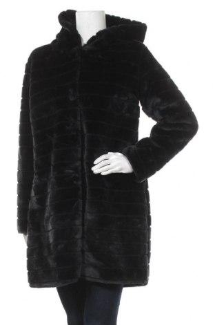 Дамско палто Vanille & Chocolat, Размер M, Цвят Черен, Полиестер, Цена 64,35лв.