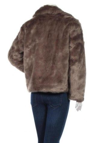Дамско палто Vero Moda, Размер L, Цвят Зелен, 79% акрил, 21% полиестер, Цена 52,15лв.