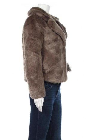 Дамско палто Vero Moda, Размер XS, Цвят Зелен, 79% акрил, 21% полиестер, Цена 52,15лв.