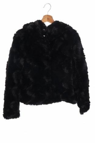 Дамско палто Vero Moda, Размер XS, Цвят Черен, Полиестер, Цена 38,16лв.