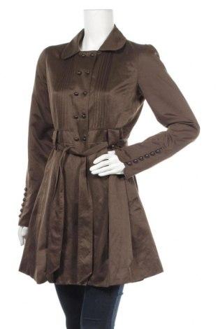 Дамски шлифер Vero Moda, Размер M, Цвят Зелен, Цена 39,69лв.