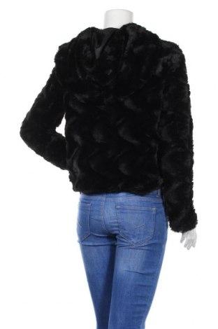 Дамско палто Vero Moda, Размер XS, Цвят Черен, Полиестер, Цена 51,75лв.