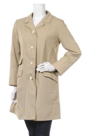 Дамско палто Zapa, Размер S, Цвят Бежов, Цена 48,20лв.