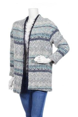 Дамско палто Zara, Размер M, Цвят Многоцветен, Полиестер, Цена 26,40лв.
