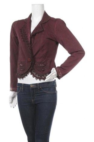 Дамско сако, Размер L, Цвят Лилав, Цена 18,48лв.