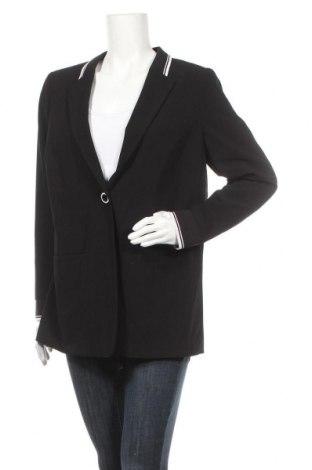 Дамско сако, Размер L, Цвят Черен, 90% полиестер, 10% еластан, Цена 25,99лв.