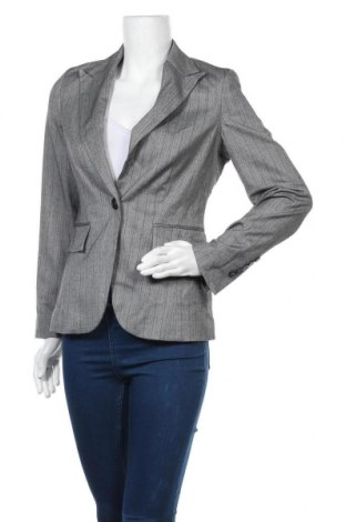 Γυναικείο σακάκι Apart, Μέγεθος S, Χρώμα Γκρί, 63% πολυεστέρας, 34% βισκόζη, 2% ελαστάνη, 1% μεταλλικά νήματα, Τιμή 17,73€