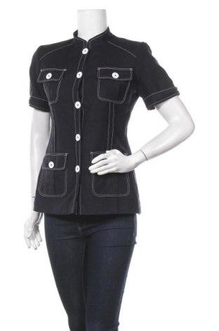 Дамско сако Calvin Klein, Размер S, Цвят Син, 55% лен, 45% вискоза, Цена 36,86лв.
