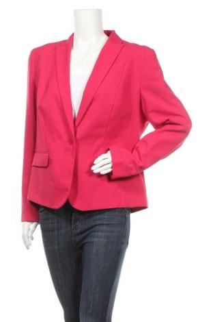 Дамско сако Canda, Размер XL, Цвят Розов, Полиестер, Цена 23,52лв.