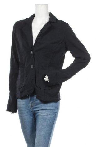 Дамско сако Cecilia Classics, Размер L, Цвят Син, 95% памук, 5% еластан, Цена 5,31лв.