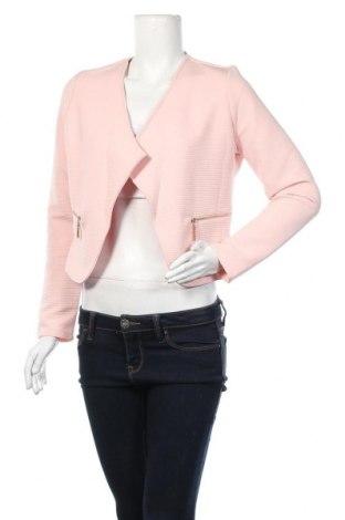 Дамско сако Colloseum, Размер L, Цвят Розов, 95% полиестер, 5% еластан, Цена 18,90лв.
