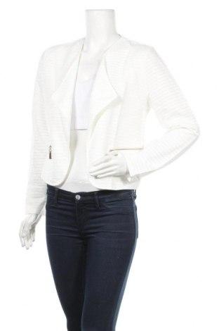 Дамско сако Colloseum, Размер L, Цвят Бял, Цена 5,78лв.