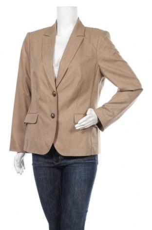 Дамско сако Comma,, Размер XL, Цвят Кафяв, Полиестер, Цена 44,89лв.