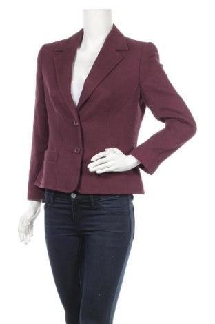 Дамско сако Escada, Размер M, Цвят Лилав, 83% памук, 9% коприна, 8% лен, Цена 74,97лв.