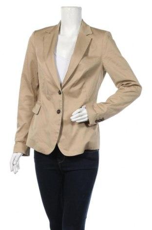Дамско сако Esprit, Размер M, Цвят Бежов, 98% памук, 2% еластан, Цена 6,56лв.