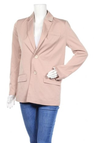 Дамско сако Fashion Union, Размер XS, Цвят Розов, 93% полиестер, 7% еластан, Цена 29,50лв.