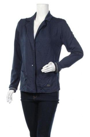 Дамско сако Gina Benotti, Размер L, Цвят Син, 65% полиестер, 35% памук, Цена 16,38лв.