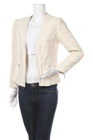 Дамско сако H&M, Размер L, Цвят Бежов, Цена 24,10лв.
