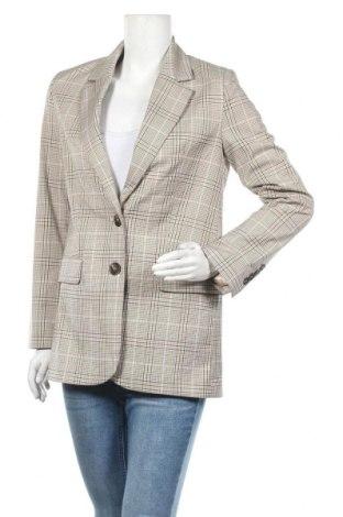 Дамско сако H&M, Размер S, Цвят Многоцветен, 65% полиестер, 33% вискоза, 2% еластан, Цена 28,93лв.