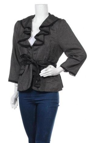 Дамско сако Maurices, Размер XL, Цвят Сив, 64% полиестер, 34% вискоза, 2%, Цена 6,28лв.
