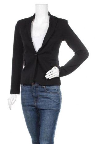 Дамско сако Moe, Размер S, Цвят Черен, 90% памук, 10% еластан, Цена 34,50лв.