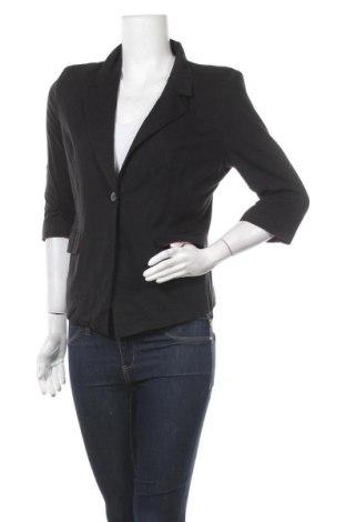 Дамско сако Monteau, Размер M, Цвят Черен, Цена 5,78лв.