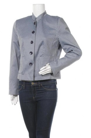 Дамско сако More & More, Размер L, Цвят Син, 57% памук, 39% полиестер, 4% еластан, Цена 33,02лв.